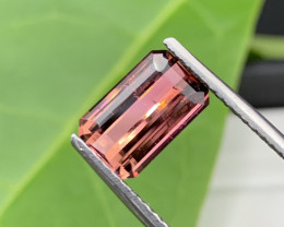 3.40 Amazingly Top Quality Natural Rubellite Tourmaline