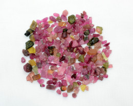 176 Ct Mix Rough Tourmaline From Afghanistan