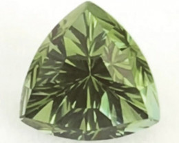 Excellent Precision Cut Green Tourmaline   H648