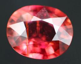 Rubellite 1.57Ct Natural Rubellite Tourmaline  A805