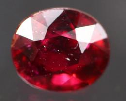 Rubellite 1.47Ct Natural Rubellite Tourmaline  A806