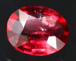 Rubellite 1.10Ct Natural Rubellite Tourmaline  A809