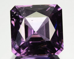 5.41 Cts Natural Spinel Purple Square Srilanka