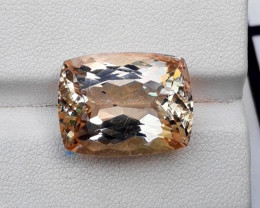 16.90 Carats Lovely Morganite Gemstone