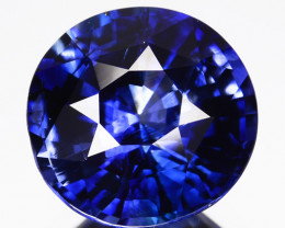 1.62 Cts Awesome Natural Cornflower Blue Sapphire Sri Lanka
