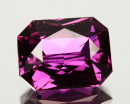 0.98 Cts Natural Corundum Violet Sapphire Srilanka Gem