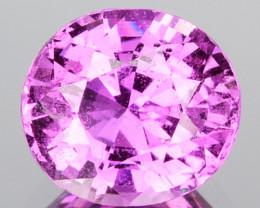 1.17 Cts Natural Corundum Pink Sapphire Srilanka Unheated