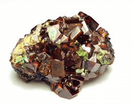 Amazing Damage free Garnet cluster have very lovely luster 237Cts-Pak