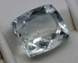 5.60Crt Aquamarine  Natural Gemstones JI21