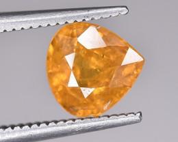 1.70 Crt Natural Spessartite Garnet Faceted Gemstone.( AG 86)
