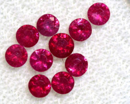 1.71 CTS NATURAL RUBY FACETED STONE PARCEL PG-2724
