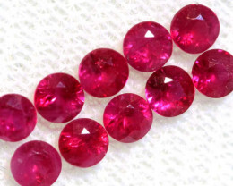 1.67 CTS NATURAL RUBY FACETED STONE PARCEL PG-2725
