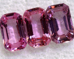 1.07 CTS-  PINK SAPPHIRES FACETED PARCEL PG-2756
