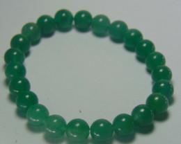 Beautiful green  Aventurine Beats 8 mm Round
