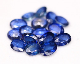 Sapphire 12.07Ct Natural Blue Sapphire B2903
