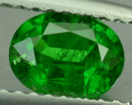 0.92 Cts Natural Untreated Rare Tsavorite Garnet Gemstone