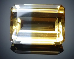 17.41ct Bi-color Citrine