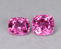 1.11 Cts Wonderful Attractive Color Hot Pink Natural Burmese Spinel