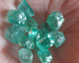 A 40 carat of  Eye Clean Parcel  Emerald From Stock Of Panjshir Afghanistan