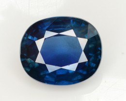 Beautiful Color 2.05 Ct Natural Sapphire. S8