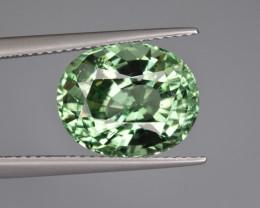 GIA! Natural Tsavorite Garnet 7.27 Cts Top Quality Gemstone