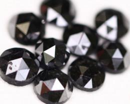 10.43Ct Black Fancy Diamond Lot BM93
