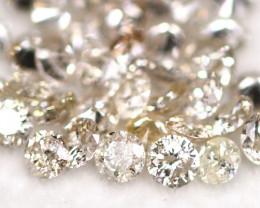 2.01Ct Off White Fancy Diamond Lot BM98