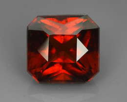 9.80 Cts Awesome 100% unheated Natural Srilankan Hessonite Garnet!!