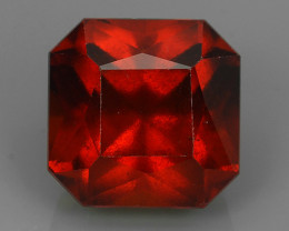 15.25 CTS EXCELLENT TOP LUSTER HESSONITE GARNET BEAUTY..