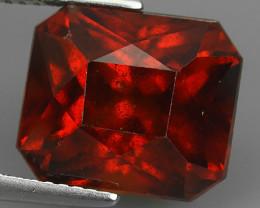 11.80 Cts Natural Reddish Orange Hessonite Garnet Round Cut Beautiful!!