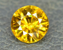 1.10 Carats AAA Grade Color Full Fire Sphene Titanite Gemstone