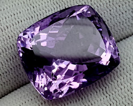 27.35CT NATURAL AMETHYST  BEST QUALITY GEMSTONE IIGC34