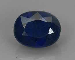 3.20 CTS EXCEPTIONAL NATURAL SAPPHIRE BLUE MADAGASCAR