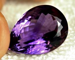 30.65 Carat Purple Brazil Amethyst - Gorgeous