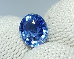 CERTIFIED 1.16 CTS NATURAL BEAUTIFUL OVAL MIX BLUE SAPPHIRE SRI LANKA