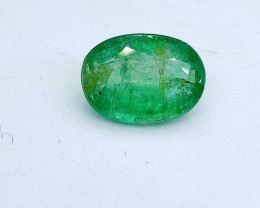 1.86cts Colombian  Emerald , 100% Natural Gemstone