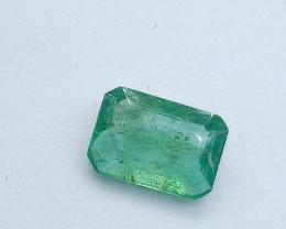 0.98cts  Emerald , 100% Natural Gemstone