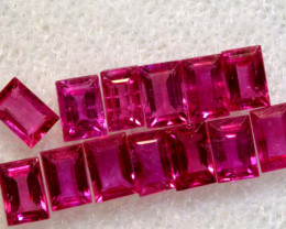 1.49 CTS NATURAL RUBY FACETED STONE PARCEL PG-2784