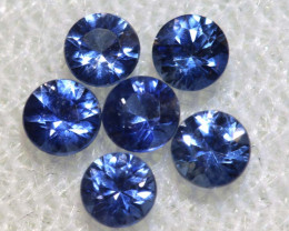 0.87 CTS SRI LANKAN  SAPPHIRES FACETED PARCEL PG-2792