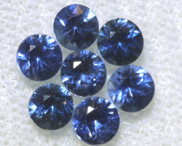 1.14 CTS SRI LANKAN  SAPPHIRES FACETED PARCEL PG-2794