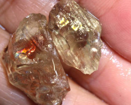 22.7 cts BEAUTIFUL SUNSTONE ROUGH PARCEL Oregon - USA RG-4072