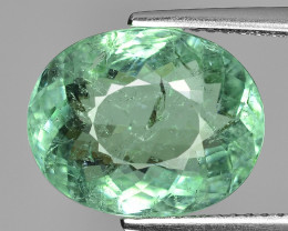 5.90 Ct Aig Cert  Paraiba Tourmaline Beautifulest Faceted Gemstone