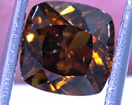 2.07 CTS NATURAL ZIRCON FACETED PG-2803