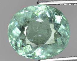 3.93 Ct Aig Cert Paraiba Tourmaline Beautifulest Faceted Gems