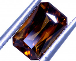 2.03 CTS NATURAL ZIRCON FACETED PG-2804