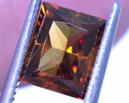 2.93 CTS NATURAL ZIRCON FACETED PG-2810