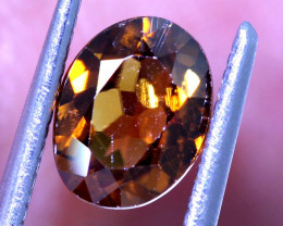 1.64 CTS NATURAL ZIRCON FACETED PG-2813