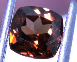 1.19 CTS NATURAL ZIRCON FACETED PG-2814