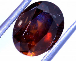 4.17 CTS NATURAL ZIRCON FACETED PG-2817