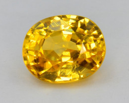 2.25 CT NATURAL  ZIRCON SPARKLING LUSTER Z36